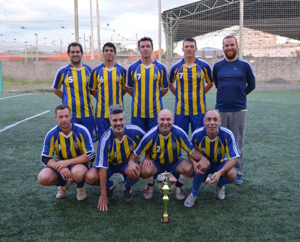 Campeonato de Futebol SINDET 2016