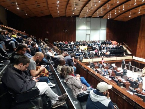 Deputados conhecem projetos de incremento financeiro na ordem de R$ 555 milhões para o Estado