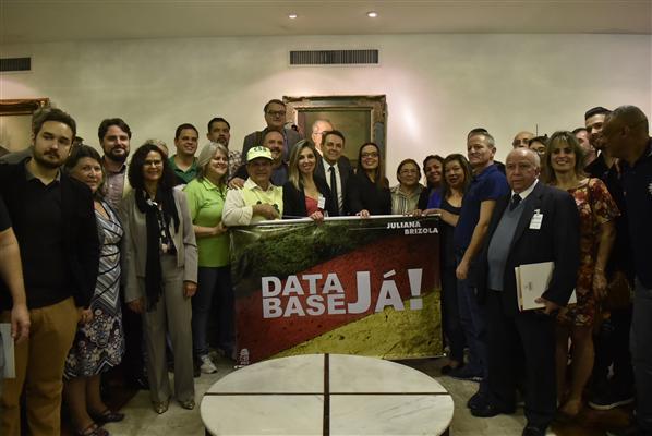 SINDET participa de ato de protocolo de Projeto de Data-base para Servidores